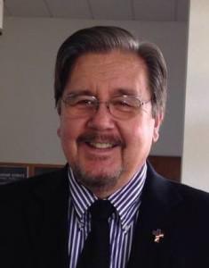 Rev Gerald T. Bustin